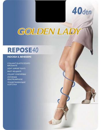 GOLDEN LADY ΕΛΑΣΤΙΚΟ ΚΑΛΣΟΝ REPOSE 40DEN ΜΑΥΡΟ (3) 236G-BL-3 5df1fd2f264