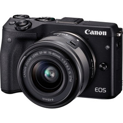 Canon EOS M3 + Kit 15-45mm