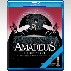 AMADEUS Director's Cut - ΑΜΑΝΤΕΟΥΣ Director's Cut (BLU-RAY) - TANWEER ALLIANCES