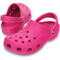 Crocs Γυναικεία Σαμπό Classic candy pink 10001-6X0 a913e75db7b
