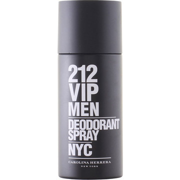 Carolina Herrera 212 Vip Deo Spray Men 150ml