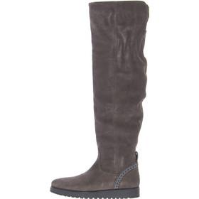 d96ded6061a Γυναικείες Μπότες Rita9B Γκρι Δέρμα Καστόρι Tommy Hilfiger