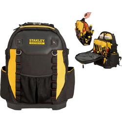 584d562015 Stanley Τσάντα Εργαλείων Πλάτης FatMax 1-95-611 Μαύρη-Κίτρινη 46x36x21cm