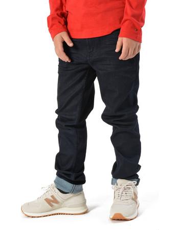 2fc8576f50c9 Tommy Hilfiger Kid s Scanton Slim Fit Jeans KB0KB04211-911