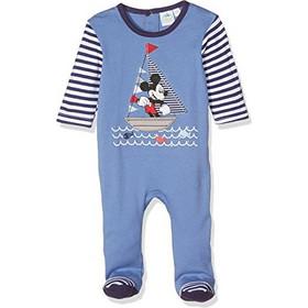 Disney Mickey Mouse Boat Ολόσωμο Φορμάκι 12-18 Μηνών AQE0395 - Blue 10858233242