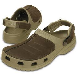 da2aac6842f Crocs Ανδρικά Σαμπό Yukon Mesa Clog khaki 203261-23G