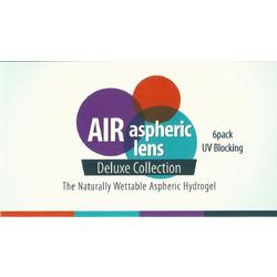 5dd971b43c AIR ASPHERIC LENS 55% 6pack Μυωπίας - Υπερμετρωπίας Μηνιαίοι Φακοί Επαφής