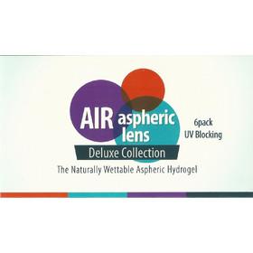 88f88c9bd3 AIR ASPHERIC LENS 55% 6pack Μυωπίας - Υπερμετρωπίας Μηνιαίοι Φακοί Επαφής