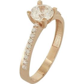 δαχτυλιδι ροζ χρυσο - Μονόπετρα Δαχτυλίδια (Σελίδα 10)  0575602ed35
