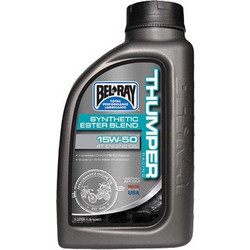 BEL-RAY THUMPER 15W-50 4T Engine Oil 1ltr