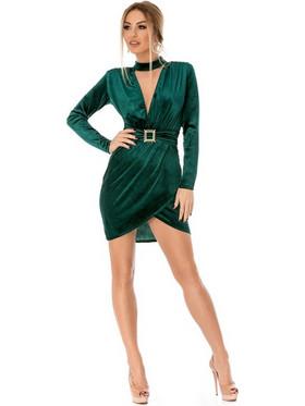e72de7fcb3a βελουδο φορεμα - Φορέματα | BestPrice.gr