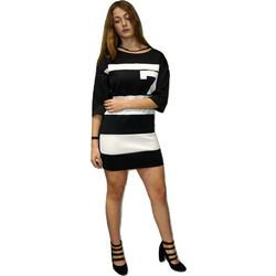 Φορεμα lynne 030-511031 Ασπρό-μαυρο Lynne a5c07c17560
