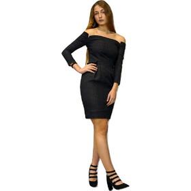 16b5da94b1fc Toi-moi 5012B-502-21 φόρεμα Μαύρο Toi   Moi