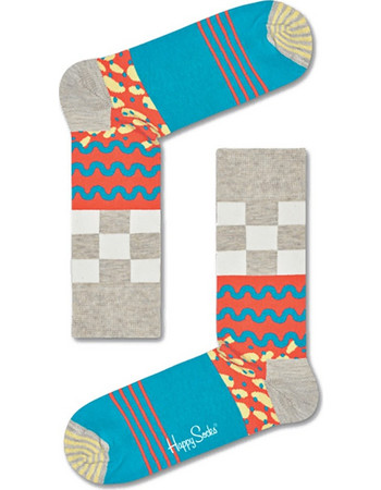 Happy Socks Mix Max Unisex Κάλτσες MIM01-1000 d7ce47ee82f
