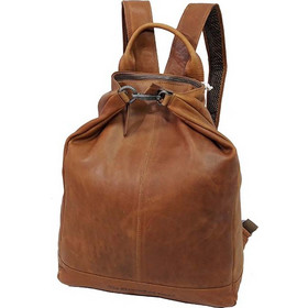 The Chesterfield Brand THE CHESTERFIELD BRAND CASUAL ΔΕΡΜΑΤΙΝΟ ΣΑΚΙΔΙΟ  ΠΛΑΤΗΣ backpack C58.0141 ΤΑΜΠΑ adfa620cdec