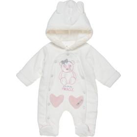 Φόρμα Εξόδου Tender Comforts με κέντημα και διακοσμητικές τσέπες (Κορίτσι  1-12 μηνών) 2dd51939819