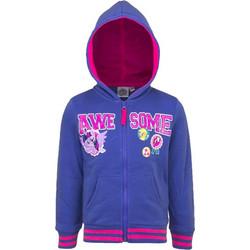 Παιδική Ζακέτα Φούτερ με Κουκούλα Χρώματος Μπλε My Little Pony Disney  AHQ1338 935a68767f0