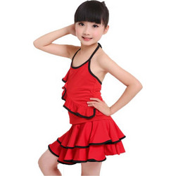 1b27e44dd83 Παιδική Latin Στολή χορού L02 7702