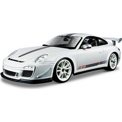 Bburago 1/18 PLUS PORSCHE 911 GT3RS4.0 (11036)