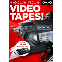 AMY Magix Rescue Your Videotapes