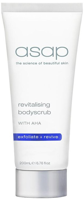 Asap Revitalising Body Scrub 200ml