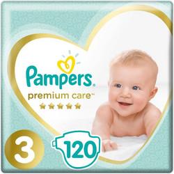 Pampers Premium Care Midi No3 5-9kg 120τμχ 18b69cd4911