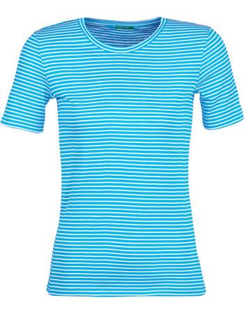 T-shirt με κοντά μανίκια Benetton FELINO e6d9adb441f
