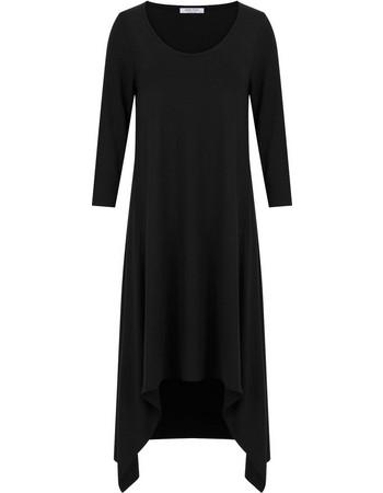 Ασύμμετρο φόρεμα SE8461.8001+1. Celestino ed5442ec1a9