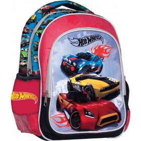 117318c40a Σχολικές Τσάντες Hot Wheels