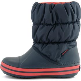 Crocs Winter Puff Boot Kids 14613-485 7e2d2361c50
