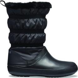 CROCS ΓΥΝΑΙΚΕΙΑ ΜΠΟΤΑ Crocband Winter Boot - 205314 - ΜΑΥΡΟ e2df3304142