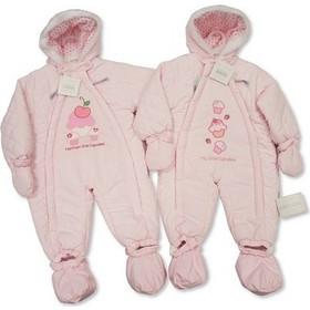 Φόρμα εξόδου της Nursery time 1724 pink cupcakes nursery time 8bab052b3e3