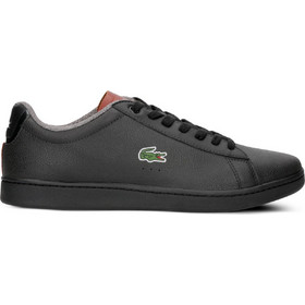 e83f2a1fd5 Lacoste Carnaby Evo 318 2 Men s Shoes Black 37-36SPM0010094