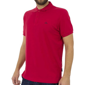 58c4d18bbf82 Ανδρικό Κοντομάνικο Μπλούζακι με Γιακά Polo BATTERY 101001481 Κόκκινο