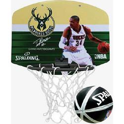 Spalding NBA Player Antetokounmpo Micro-Mini 77-669Z1 a7bb3af18ba