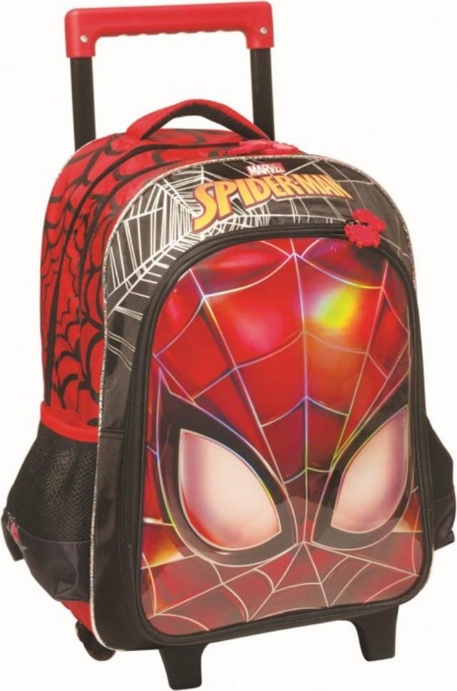 ae7f8b7ce5 Σχολικές Τσάντες Spiderman