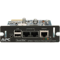 APC Network Management Card 2 with Environmental Monitoring AP9631