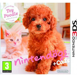 Nintendogs & Cats Toy Poodle - 3DS