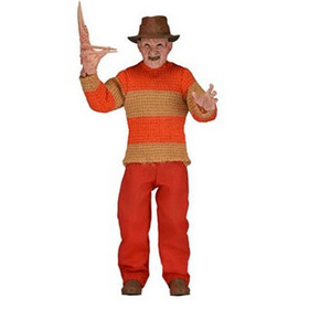 A NIGHTMARE ON ELM STREET - CLASSIC VIDEO GAME APPEARANCE CLOTHED ACTION FIGURE (20cm) Toys