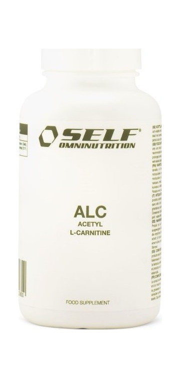 Self Omninutrition ALC Acetyl L-Carnitine 500mg 120s