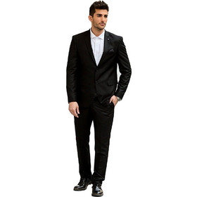 3ff6aabdbbc1 Ανδρικό κοστούμι μαύρο
