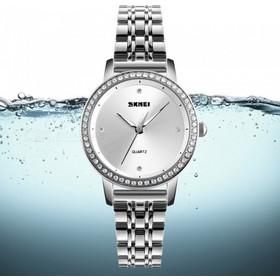 Ρολόι χειρός γυναικείο SKMEI 1311 SILVER 8440ac95ebc