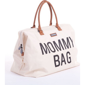 CHILDWHEELS Τσάντα Αλλαξιέρα Mommy Υπόλευκη CWMBBWH c4edc0a8bd5