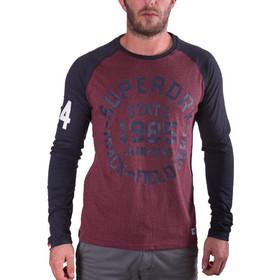 622f096f1003 Superdry T-Shirt Trackster Baseball M60004XPF3 ID5