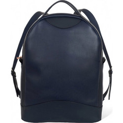 ff484ca820 Atelier De L  Armee Voyager Pack Leather Navy