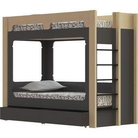 402831246ea AlfaSet κουκέτα Castle 2 κρεβάτια & προστατευτικό σκόνης