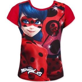d21cd7f6596 Παιδική Μπλούζα Ladybug Miraculous Κόκκινο Χρώμα Disney
