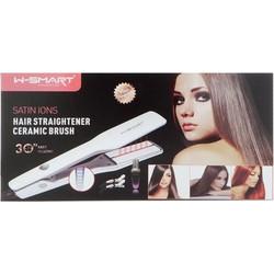 Επαγγελματικό Σετ με Ισιωτικό Σίδερο   Πρέσα Μαλλιών με Κεραμικές Πλάκες -  Spray Κερατίνης και Κλάμερ f43b8c808f3