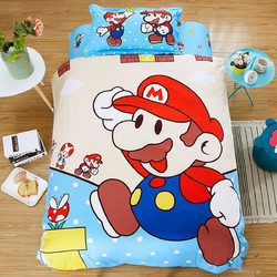 Σεντόνια Μονά (Σετ) MC Decor Kids Super Mario 4907 10f9081f99c