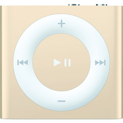 Apple iPod Shuffle 2GB 4th Generation Gold
